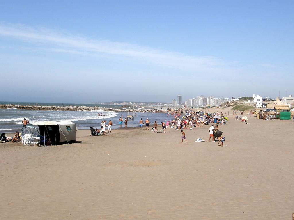 Пляжи Буэнос-Айреса