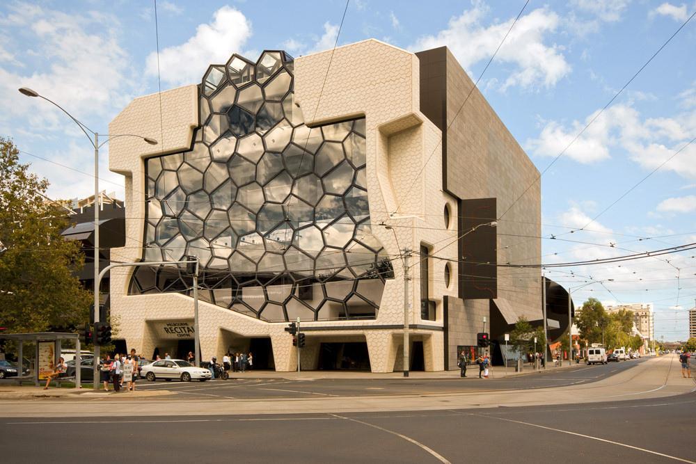 Архитектура Мельбурна