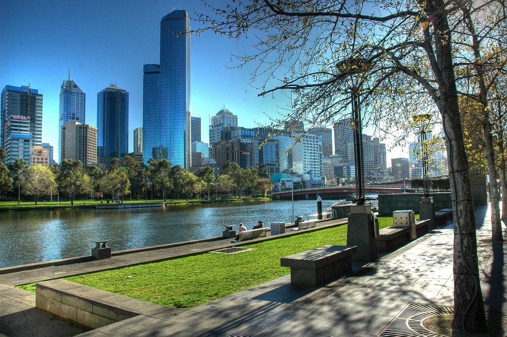 Набережная, Мельбурн