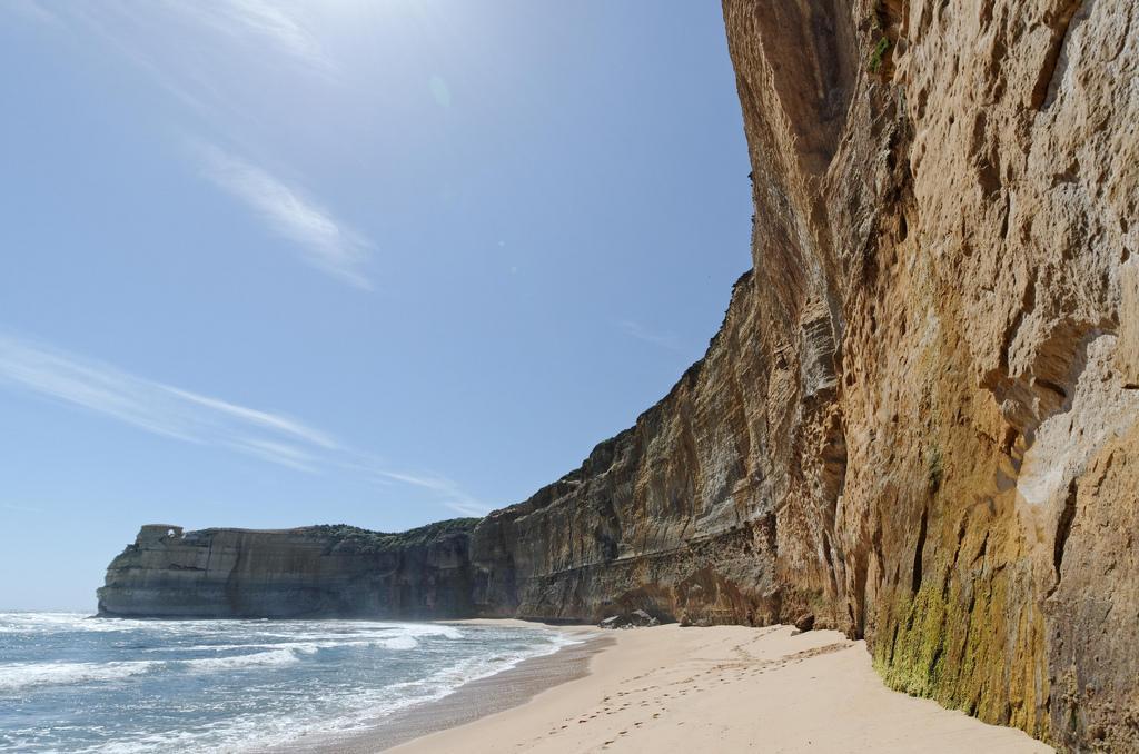 Пляж Gibson