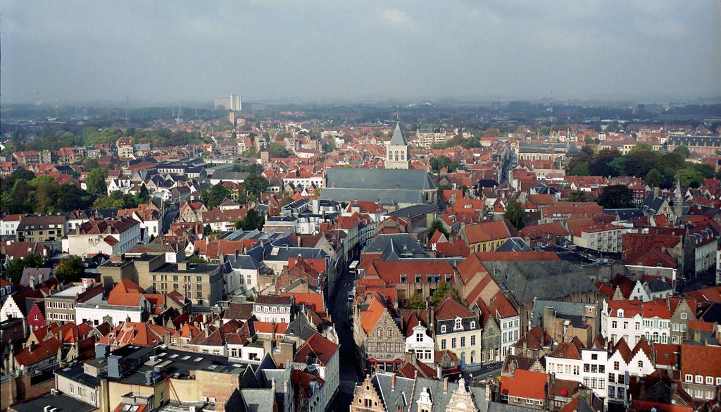 Панорама Антверпена