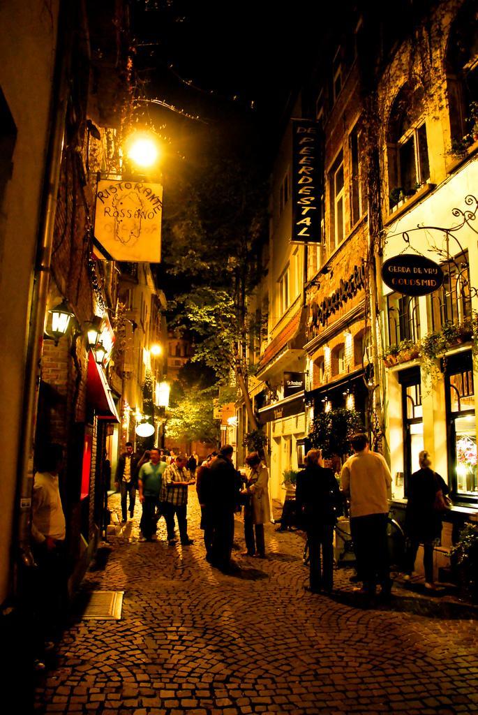 Старый город Антверпена