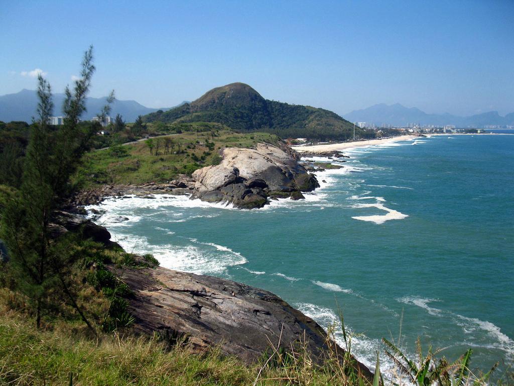 Пляж Макумба