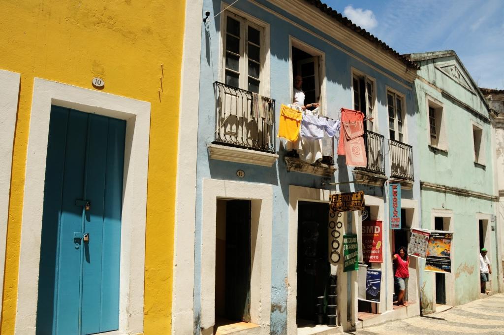 Улицы Сальвадора