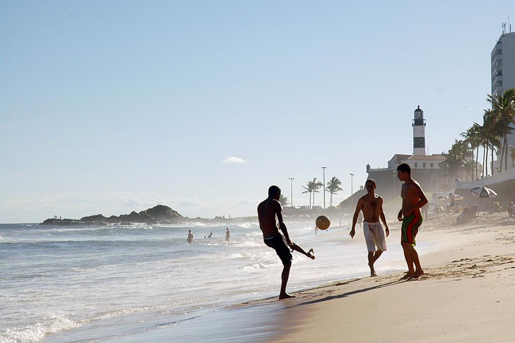 Пляжи Сальвадора