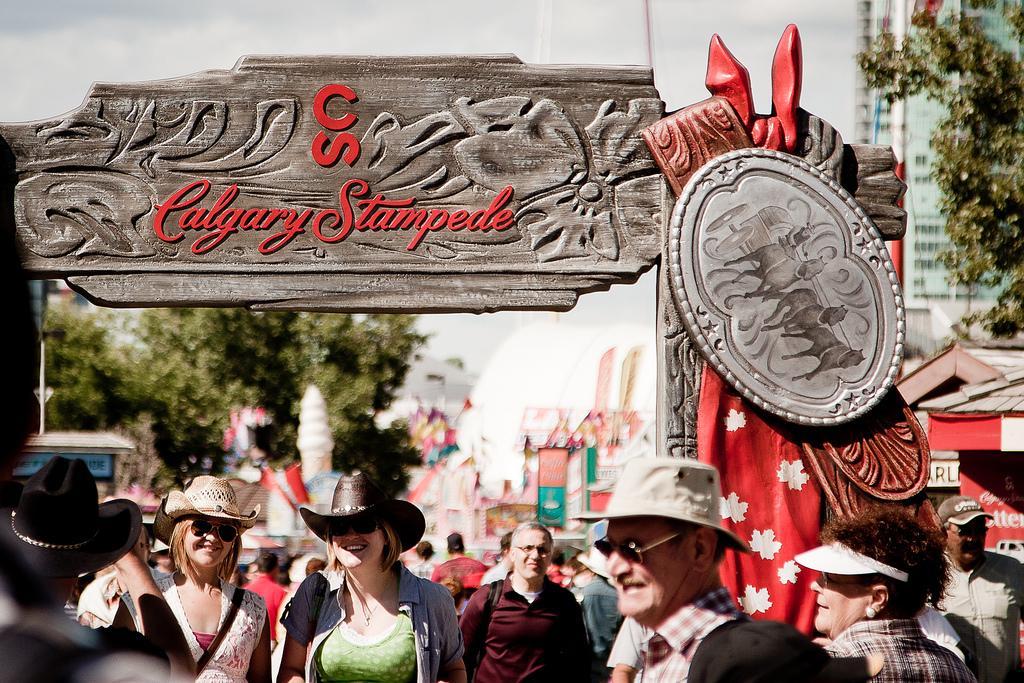 Фестиваль Стемпид в Калгари