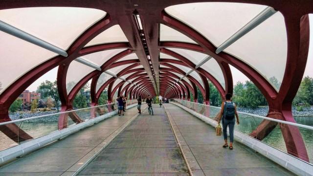 Мост Мира (Peace Bridge)