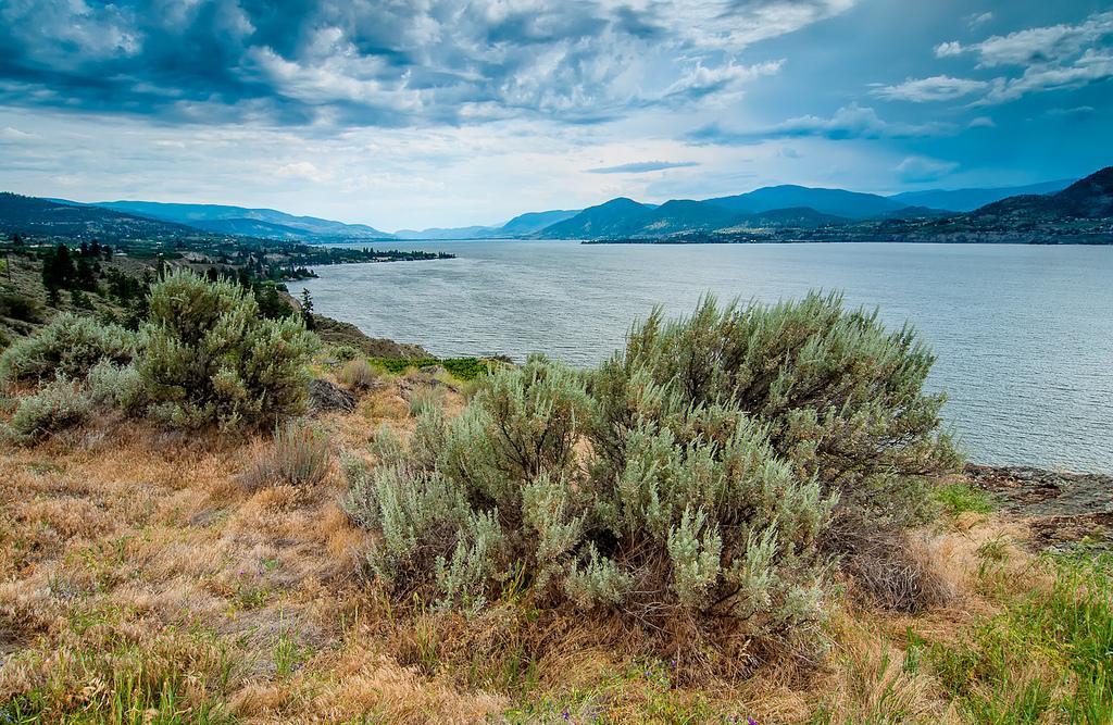 Озеро Оканаган