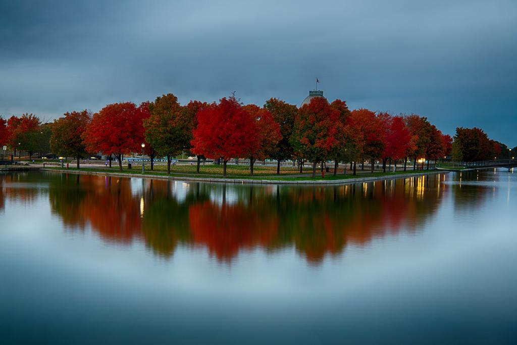 Осенний Монреаль