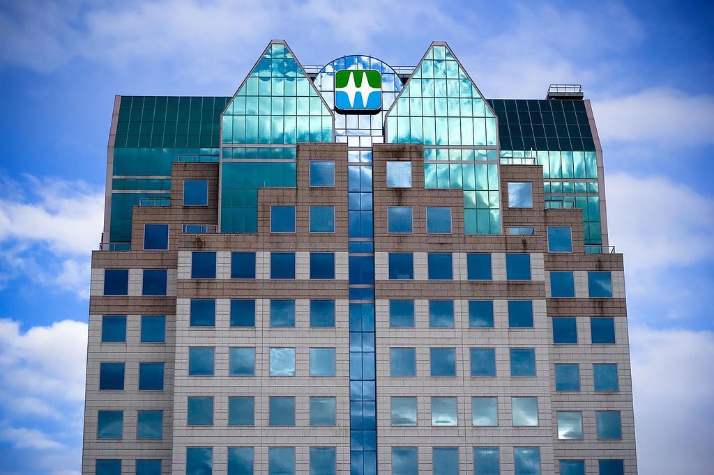 Здание BC Hydro