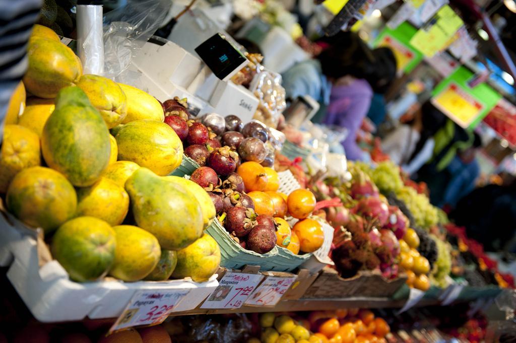 Рынок Гренвайл