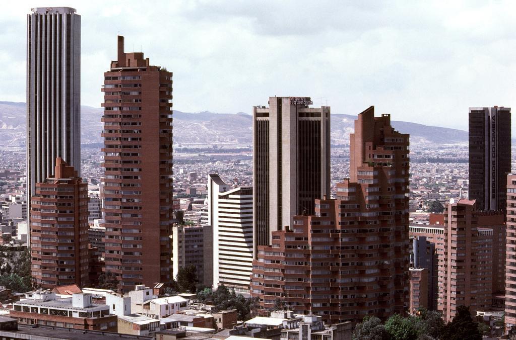 Архитектура Боготы