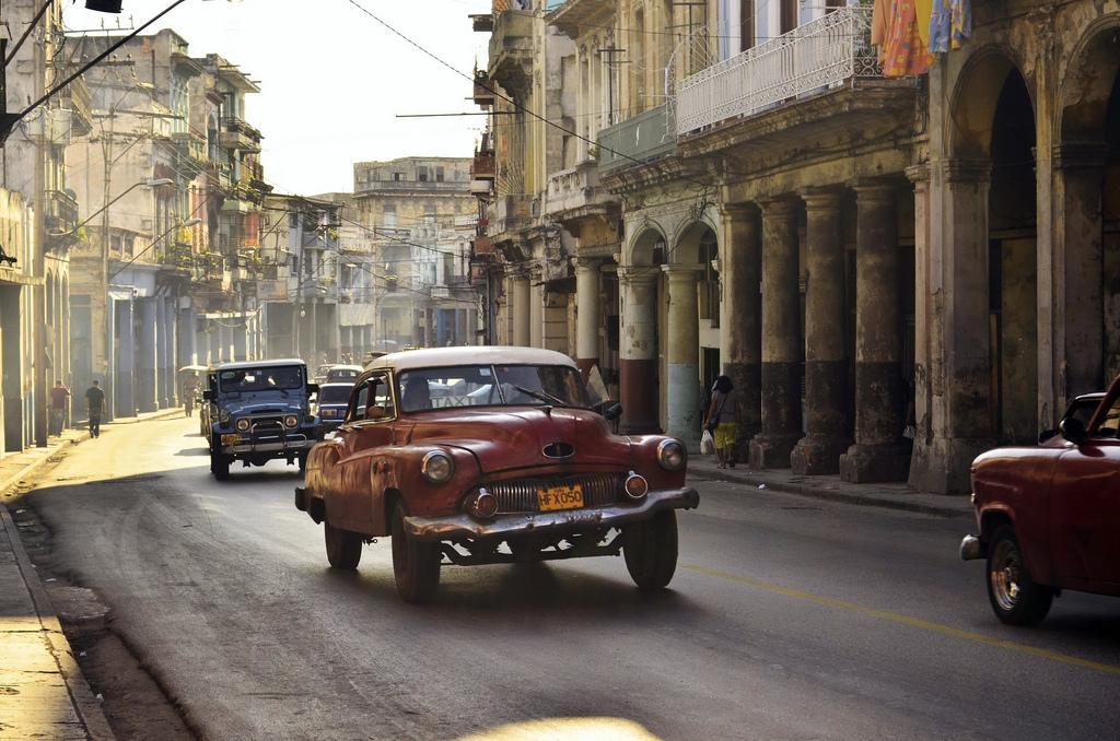 Улицы Гаваны
