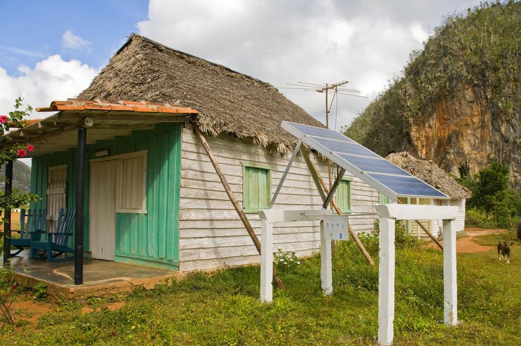 Ферма с солнечной батареей, Виньялес