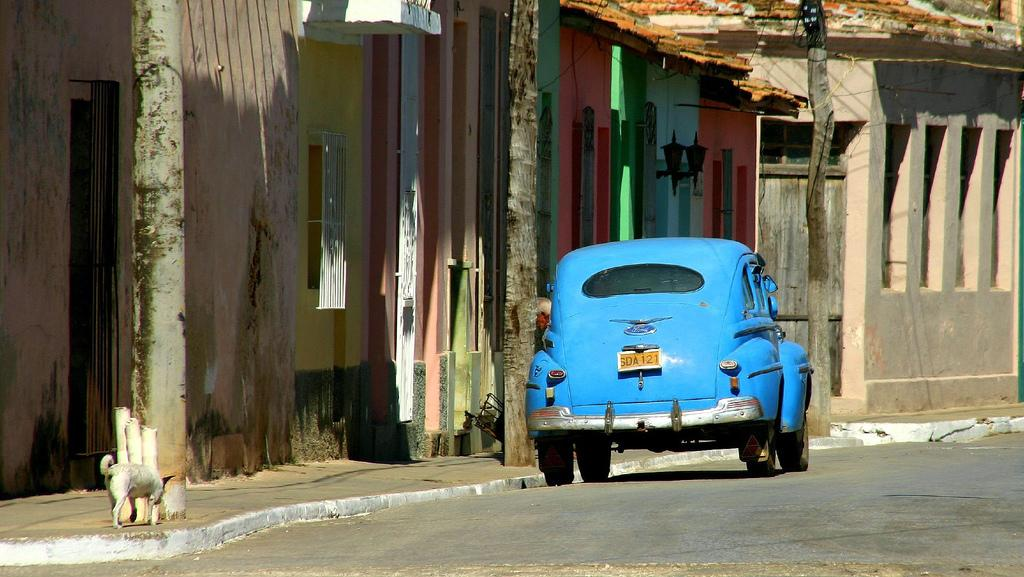 Улицы Тринидада