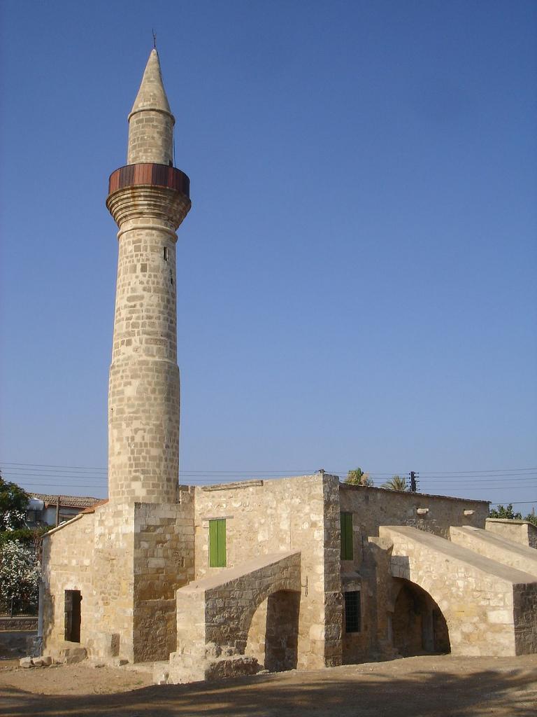 Мечеть в Ларнаке