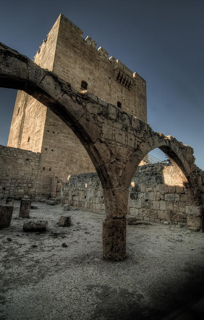 Крепость Колосси