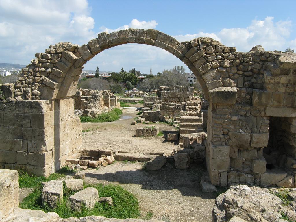 Руины Пафоса