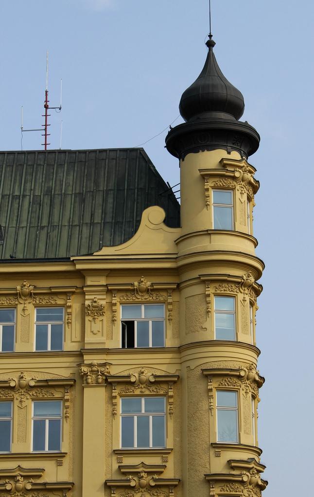 Архитектура Брно