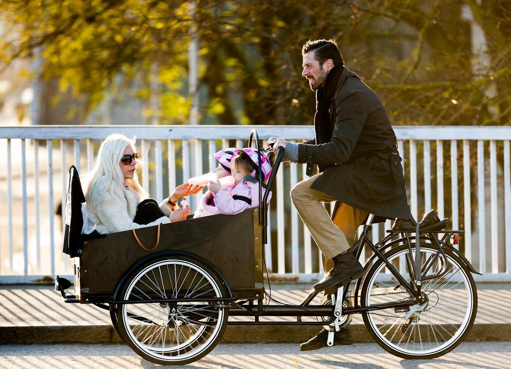 Жители Копенгагена