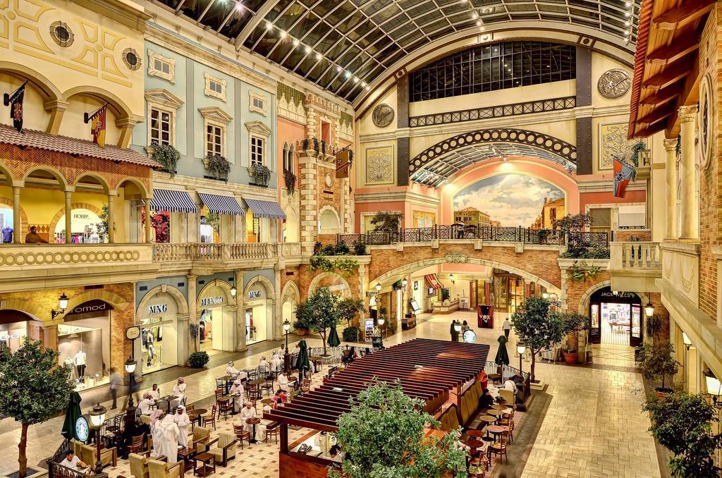 Торговый центр Mercato Mall