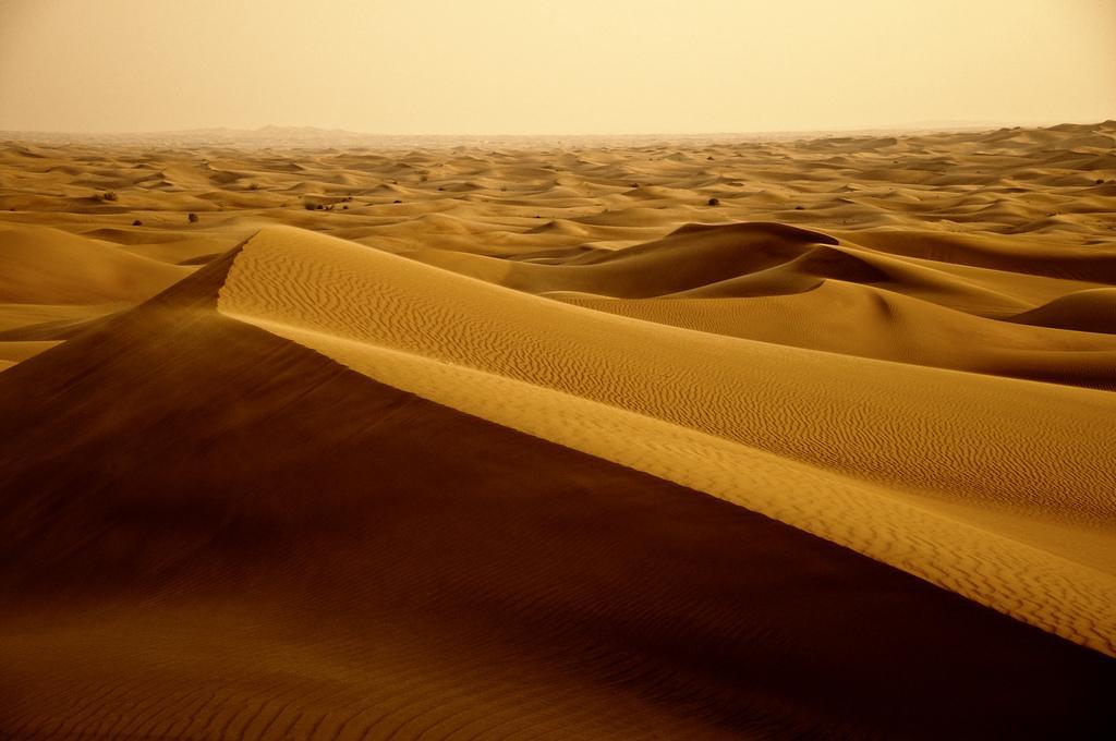Дюны Дубая