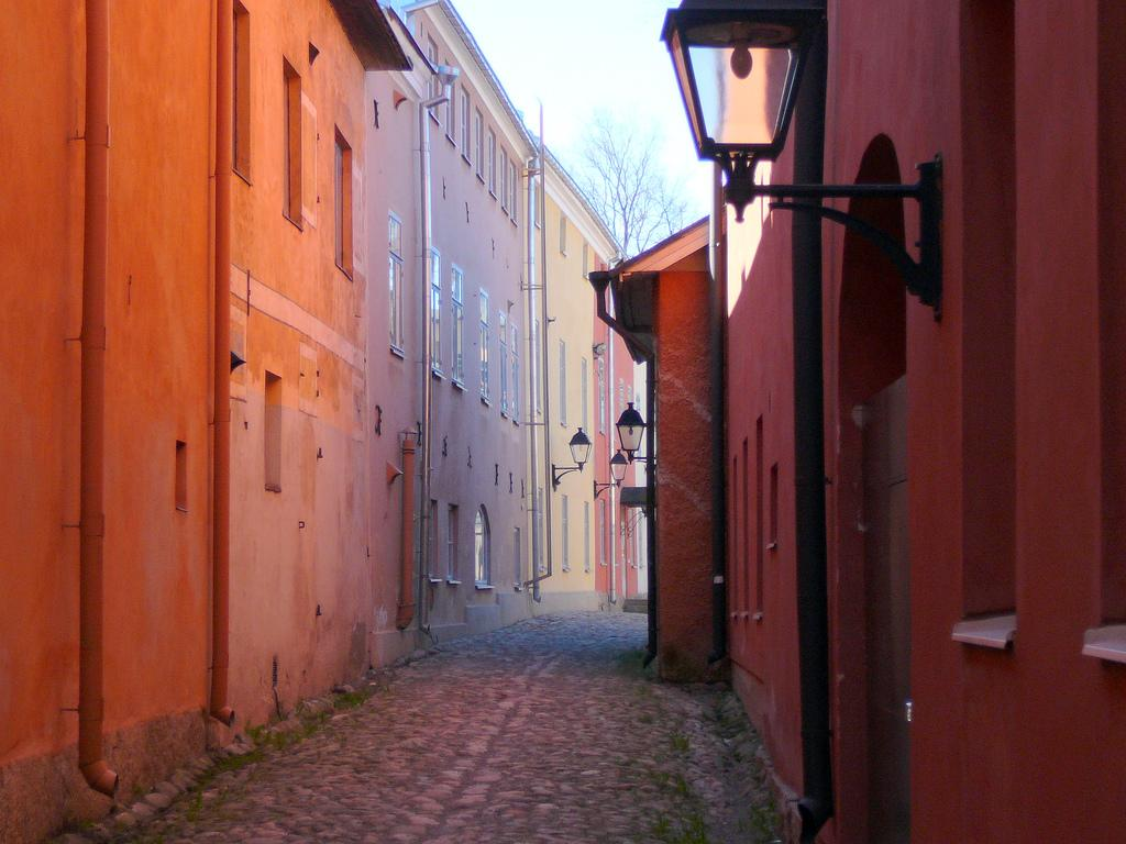 Улицы Турку