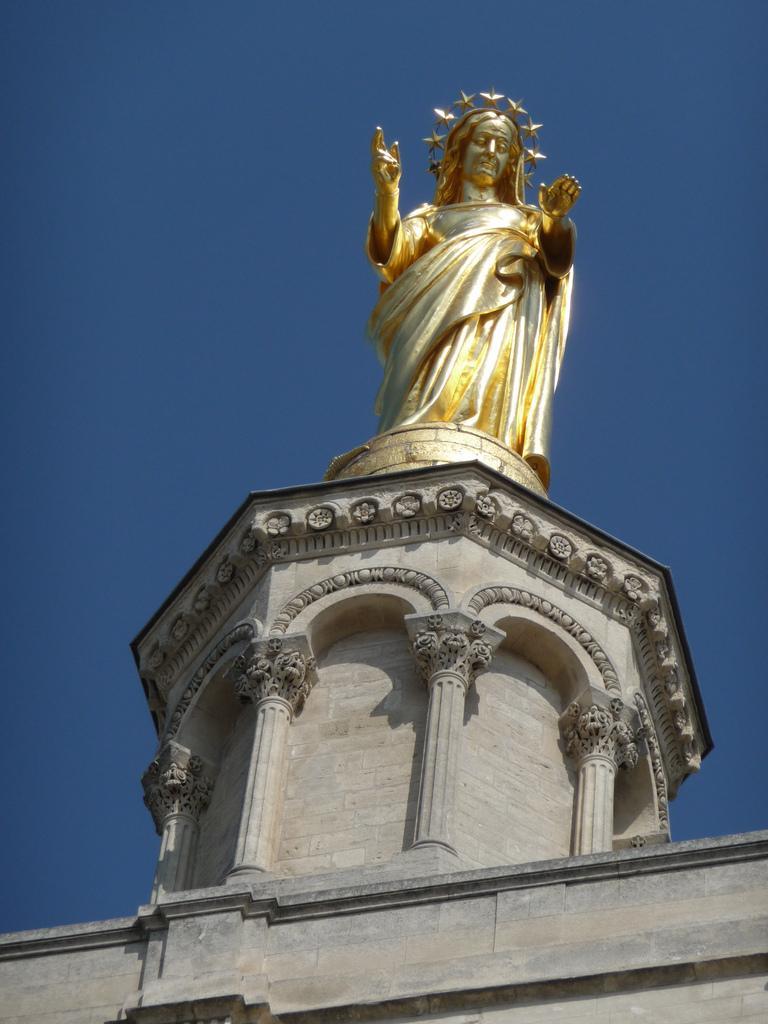 Кафедральный собор Авиньона