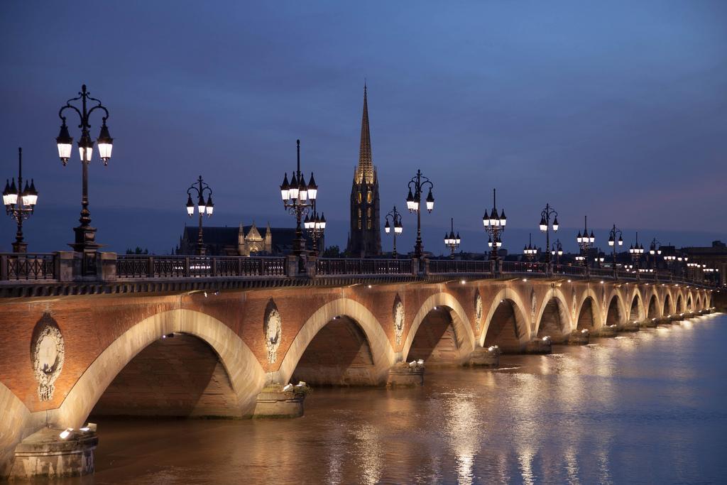 Мост Пьера через Гаронну