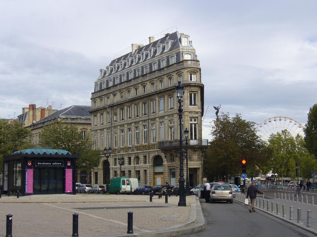 Архитектура Бордо