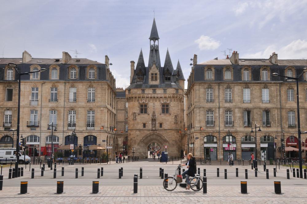 Улицы Бордо