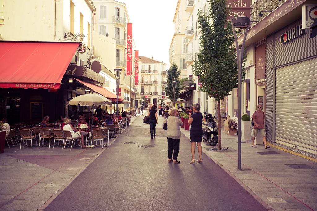 Улицы Канн