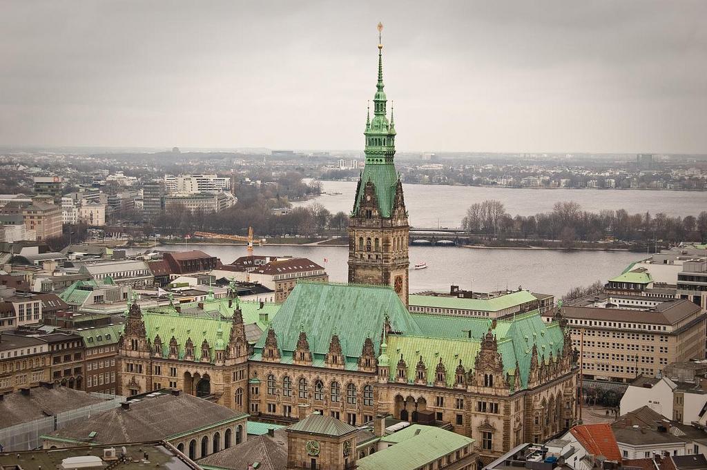 Вид с церкви Св. Николая