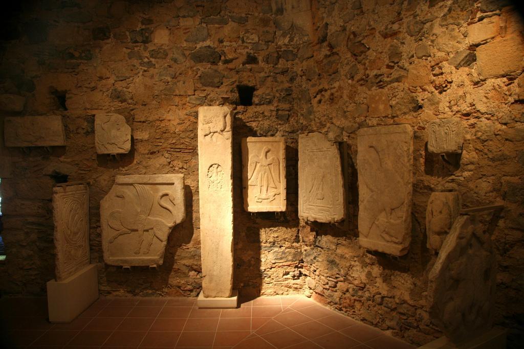 В Халкидонском замке