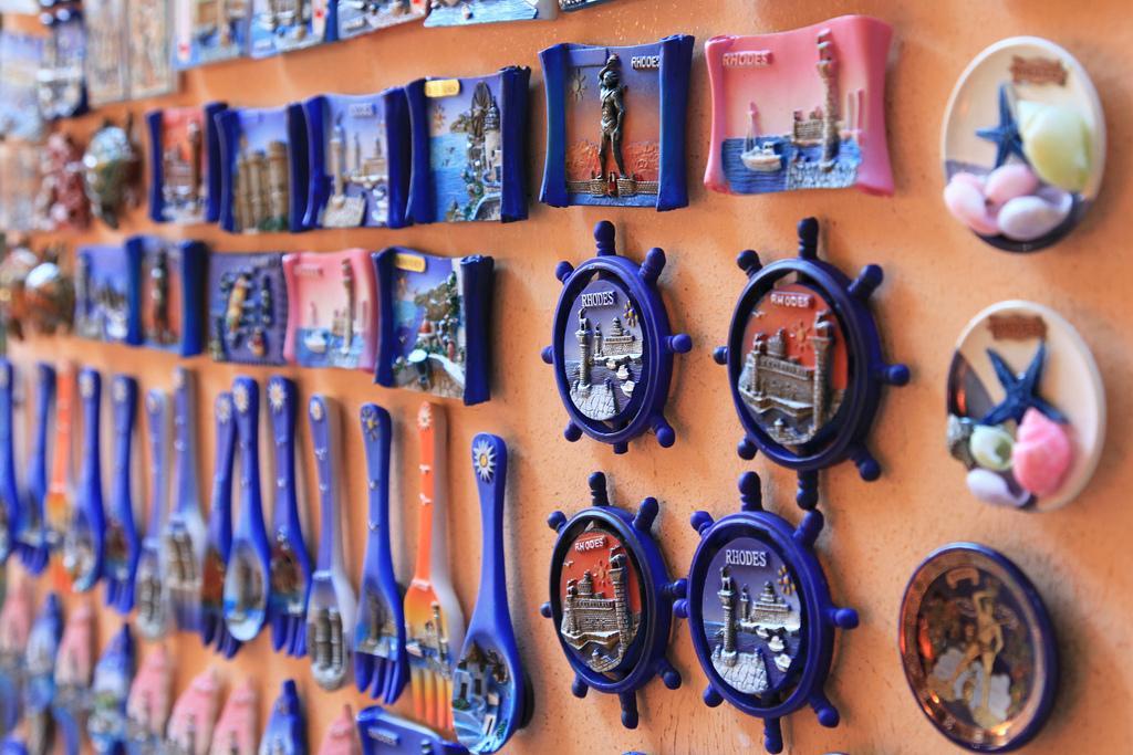 Сувениры Родоса