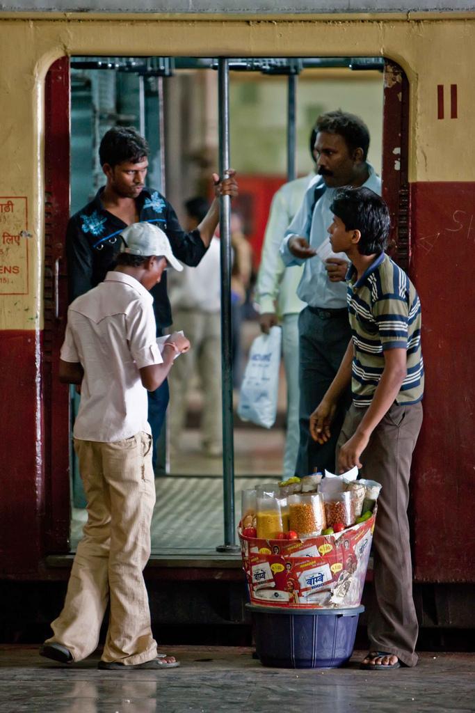 Уличная жизнь, Мумбаи