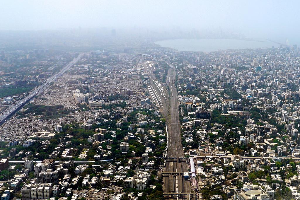 Панорама Мумбаи