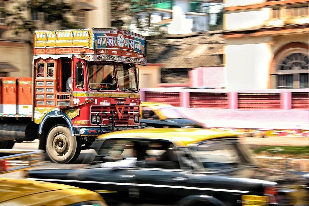 Дороги Мумбаи