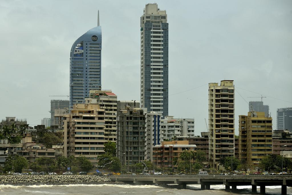 Архитектура Мумбаи