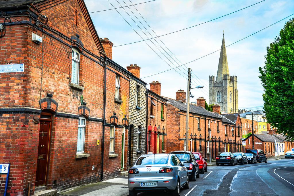 Старые улицы Дублина