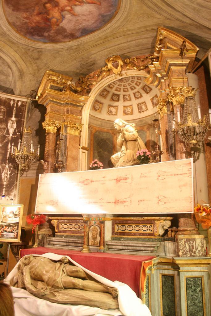 В церкви Св. Лаврентия