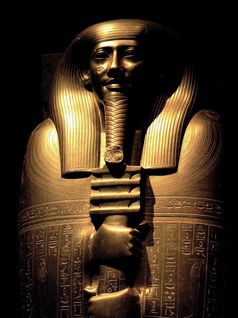 Египетский музей в Турине