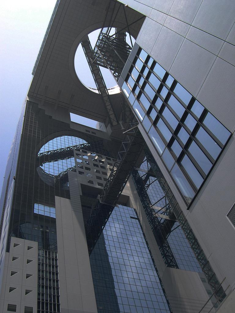 Архитектура Осаки