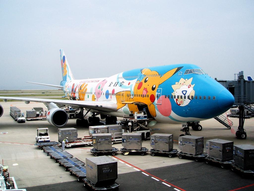 В аэропорту Осаки