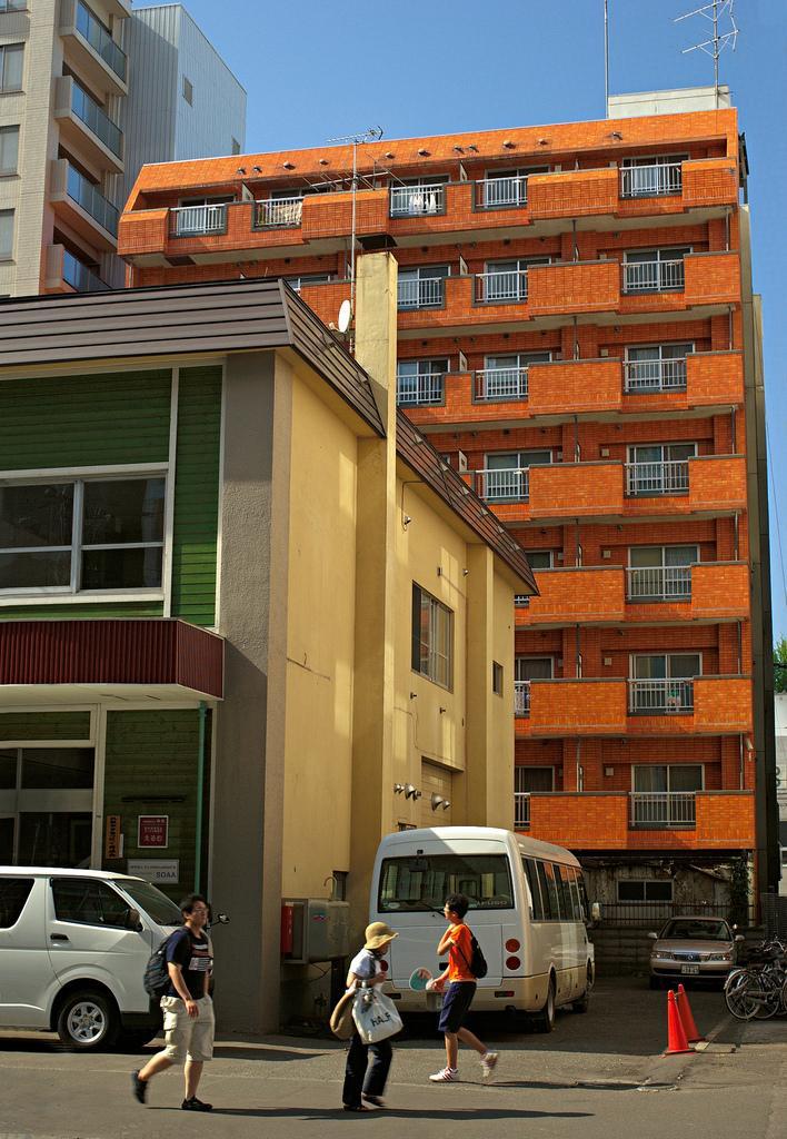 Архитектура Саппоро