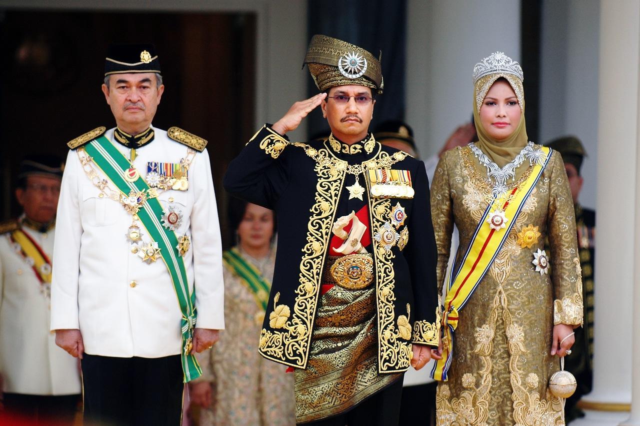 Король Малайзии