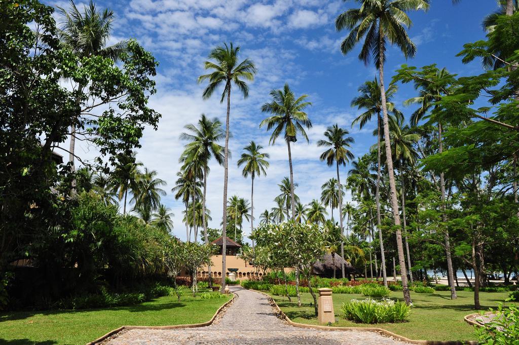 Территория отеля Four Seasons на острове Лангкави