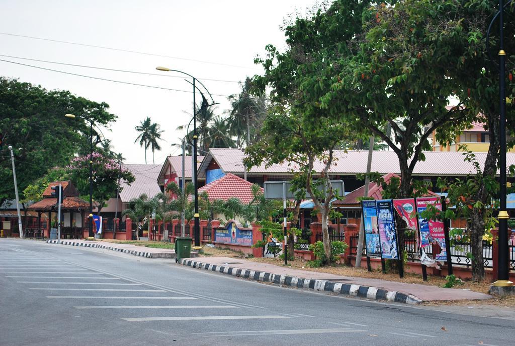 Улицы острова