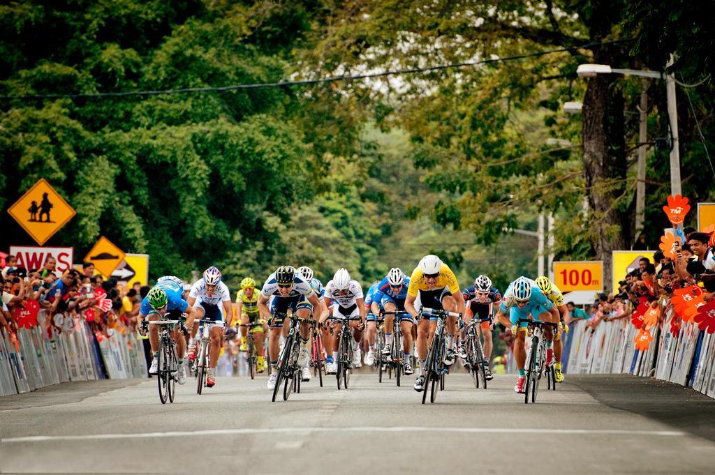 Велогонка Тур де Лангкави