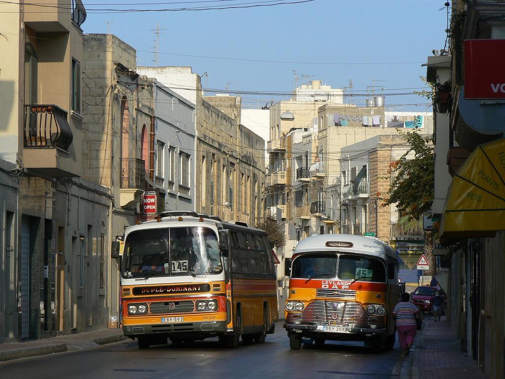 Автобусы в Буджиббе